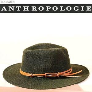 ANTHRO Carolina Leather Trim Rancher 🤠 RARE SHADE